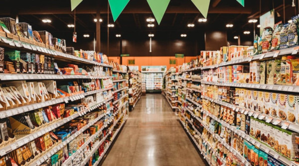 green focused grocery business clients